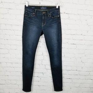 Lucky Brand|Brooke Skinny Dark Wash Jeans